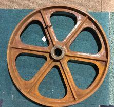 "20"" cast wheel. Ref 183"