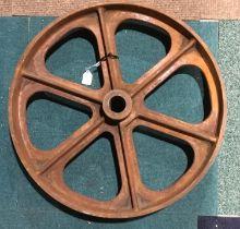 "20"" cast wheel. Ref 184"