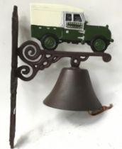 A Land Rover Bell (ref 161)