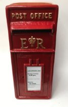 A Red GPO postbox. (Ref 62)