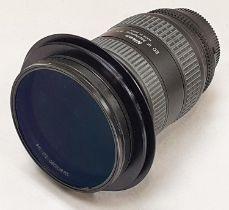 Nikon 18-35 camera lens