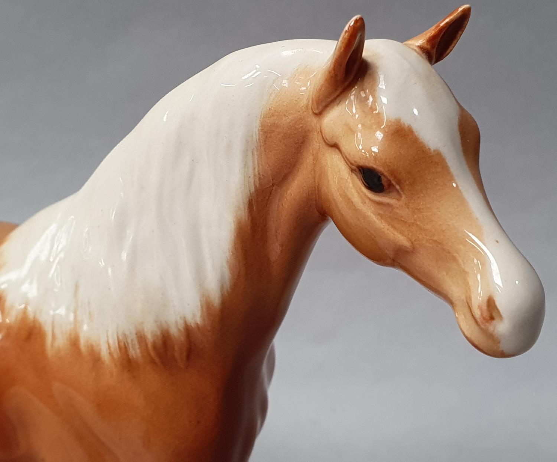 Beswick palomino horse. - Image 6 of 6