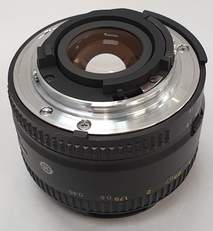 Nikon 50mm camera lens - Image 4 of 4