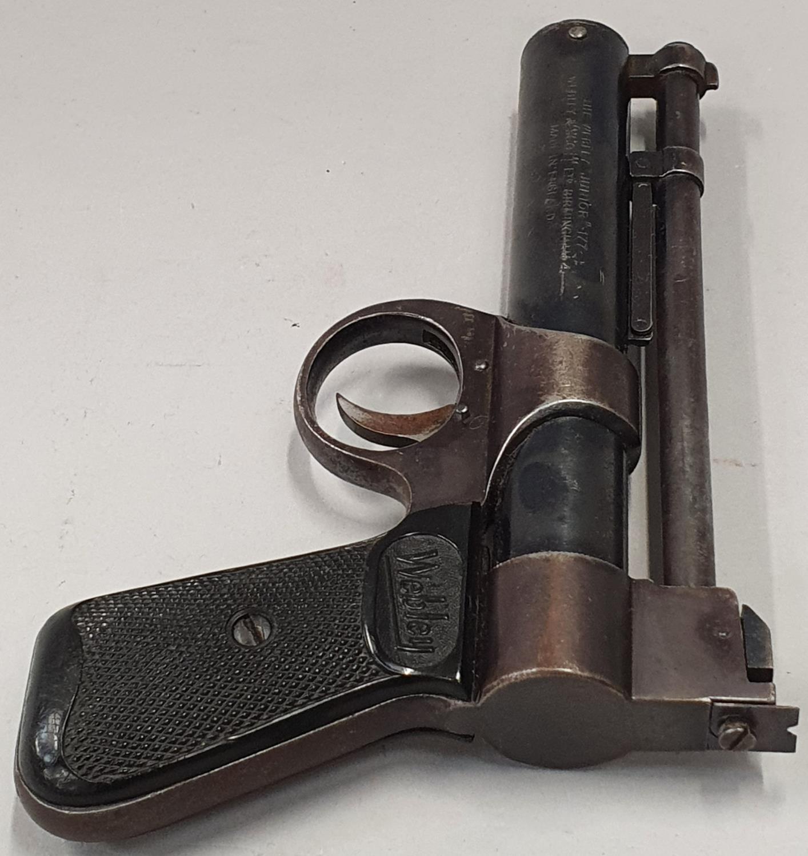 Webley Junior air pistol 177 working - Image 4 of 7