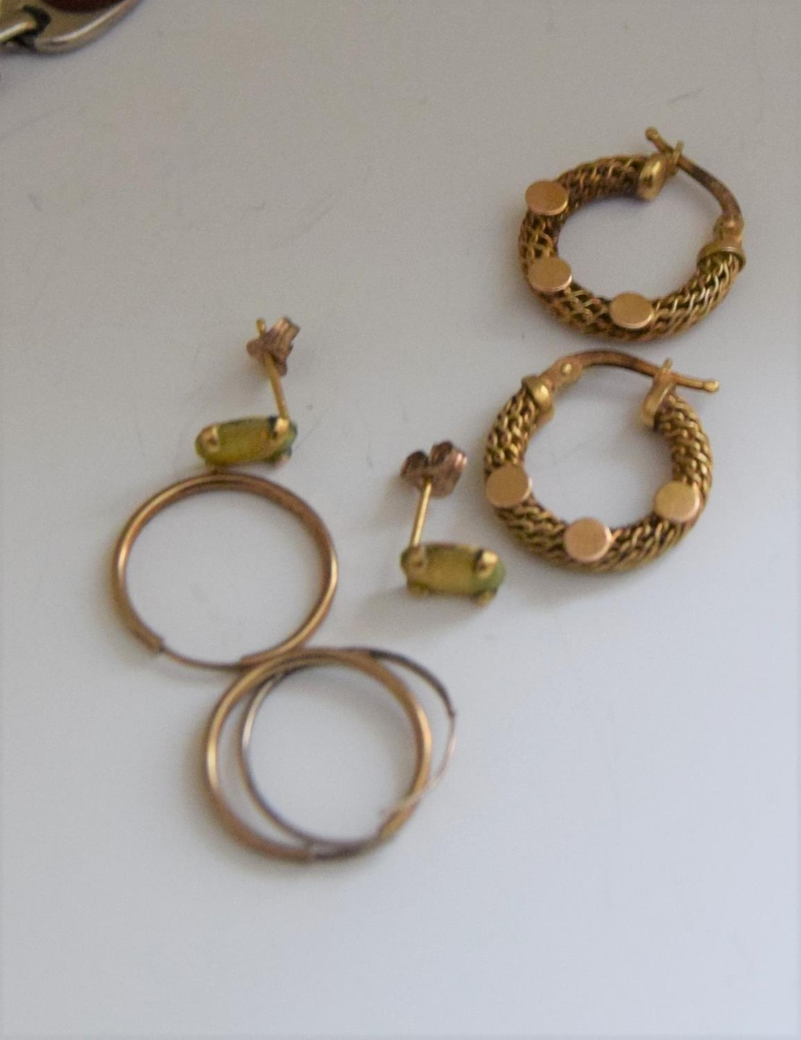 Misc jewellery to include gold - Image 2 of 3