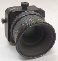 Nikon 85mm tilt /shift camera lens