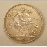Edward VII 1902 Crown.