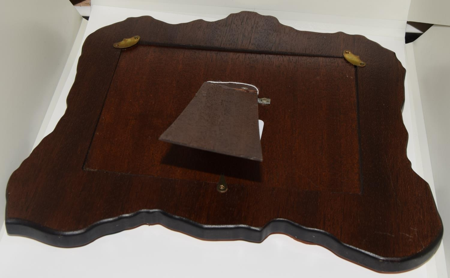 A copper and enamel art nouveau style picture frame. - Image 4 of 4