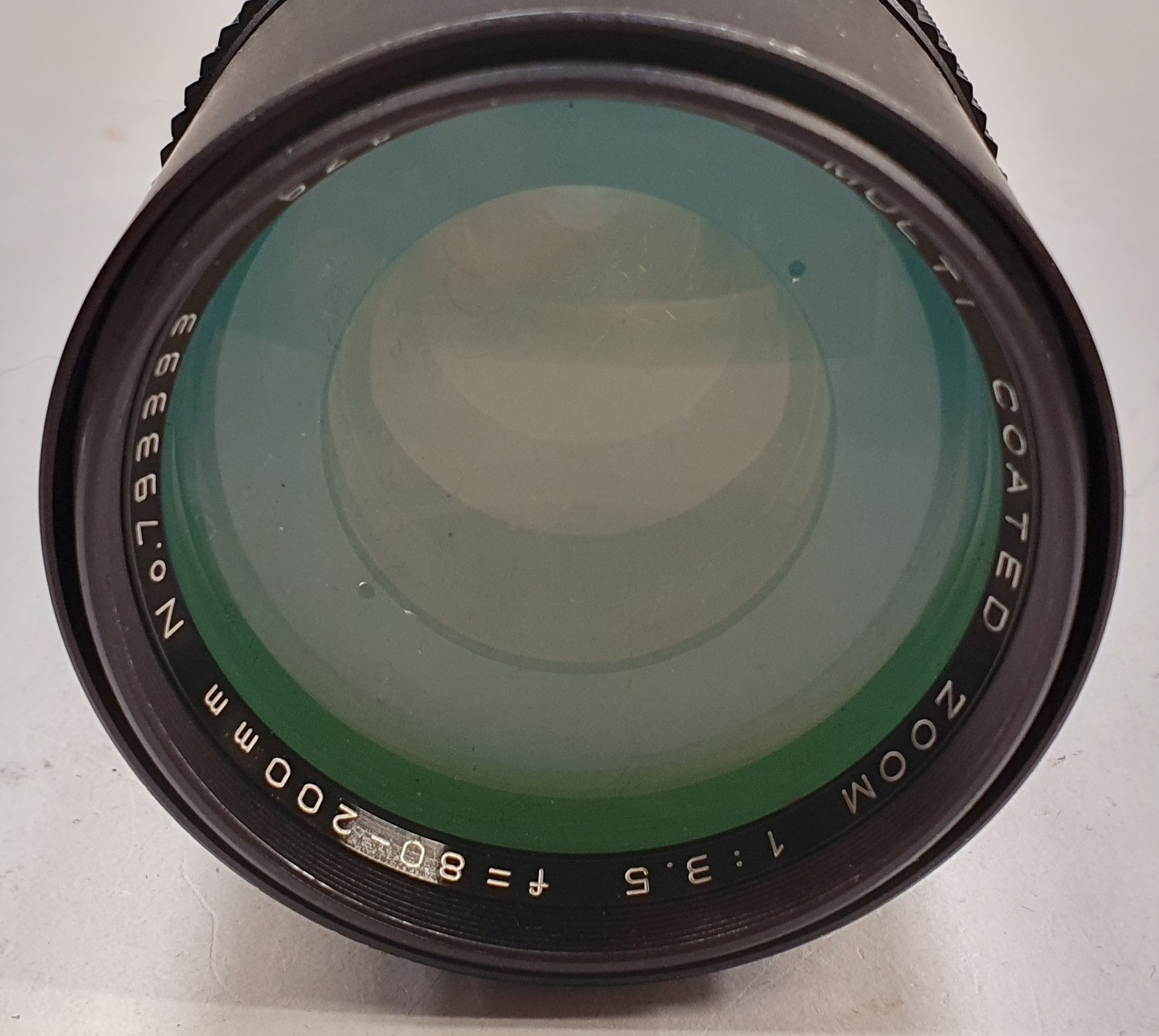 A collection of camera lenses to include Optomax, Nikon etc. - Image 8 of 9