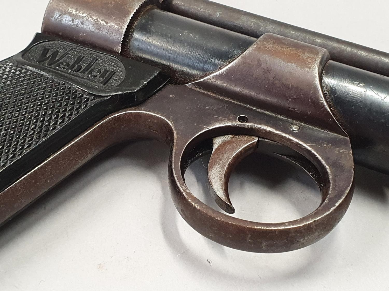 Webley Junior air pistol 177 working - Image 7 of 7