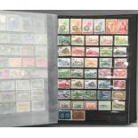 Peru and Bolivia mixed stamps