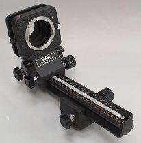 Nikon camera bellows