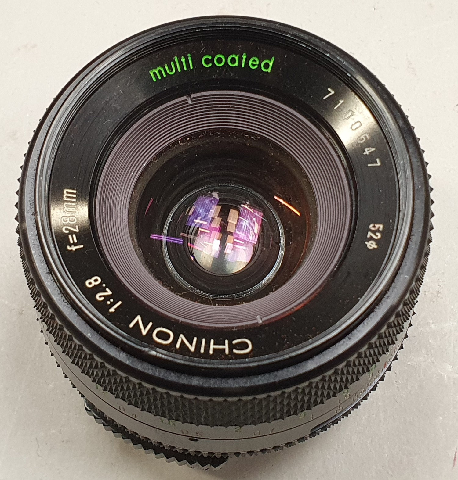 A collection of camera lenses to include Optomax, Nikon etc. - Image 2 of 9