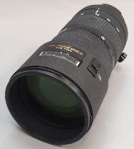 Nikon AF 80-200 camera lens