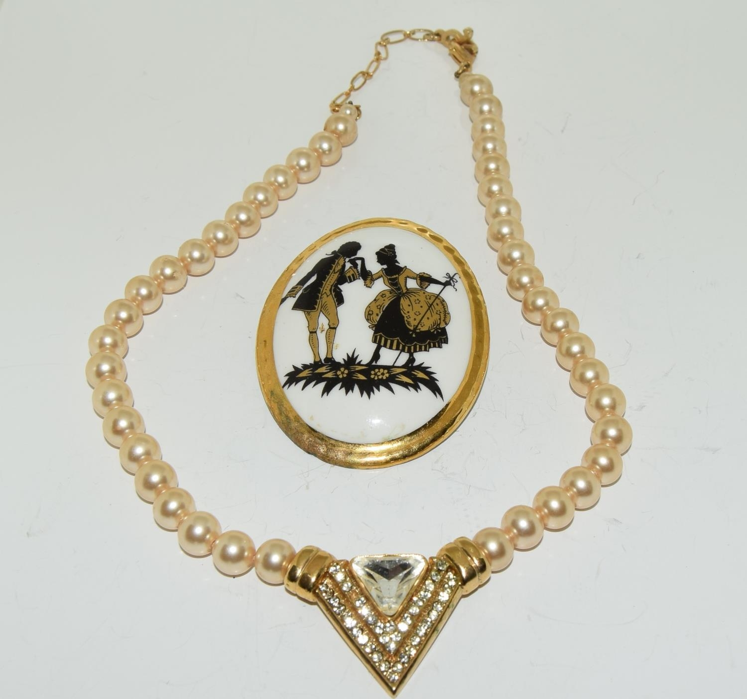 Misc jewellery to include gold - Image 3 of 3