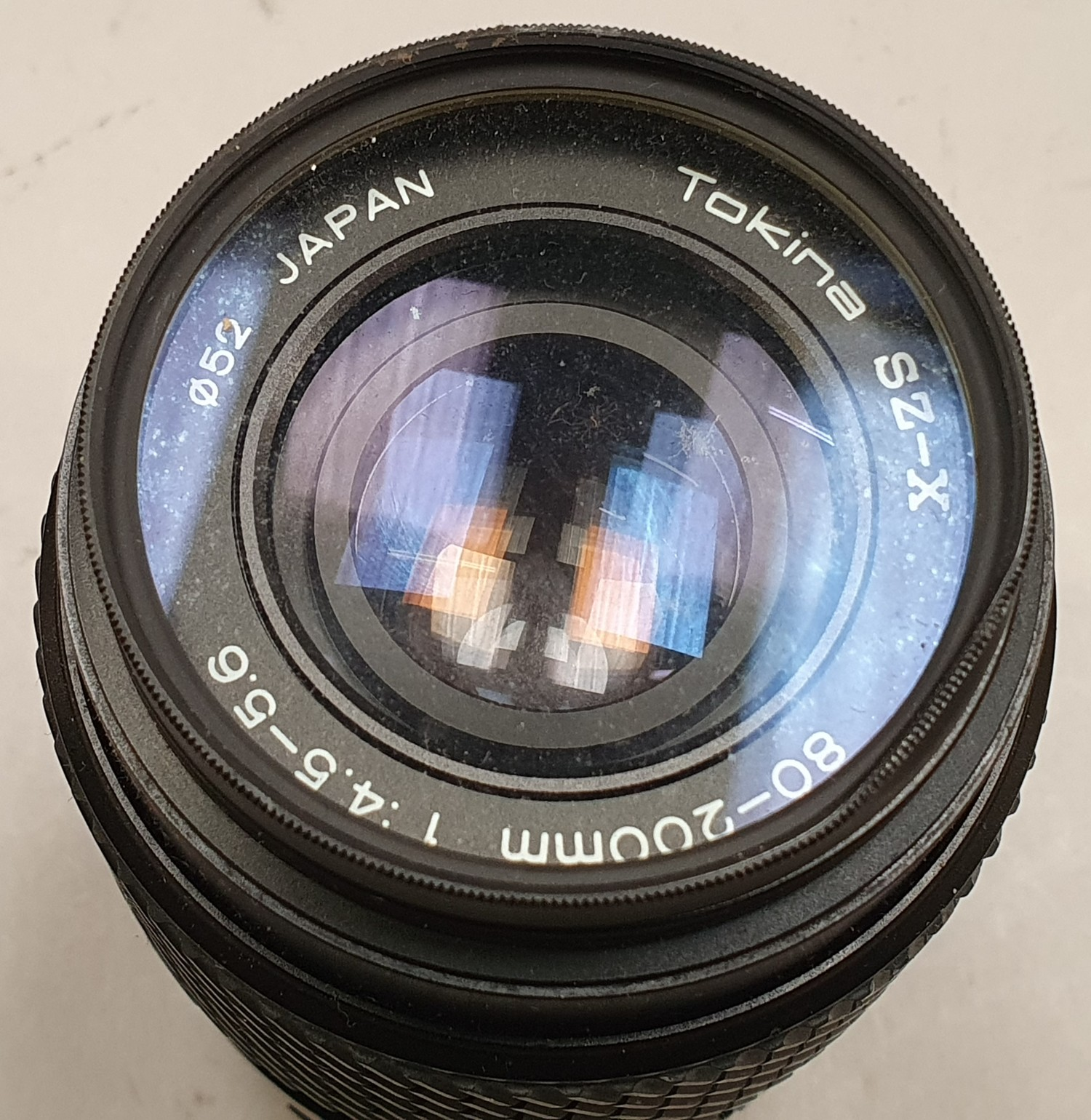 A collection of camera lenses to include Optomax, Nikon etc. - Image 4 of 9