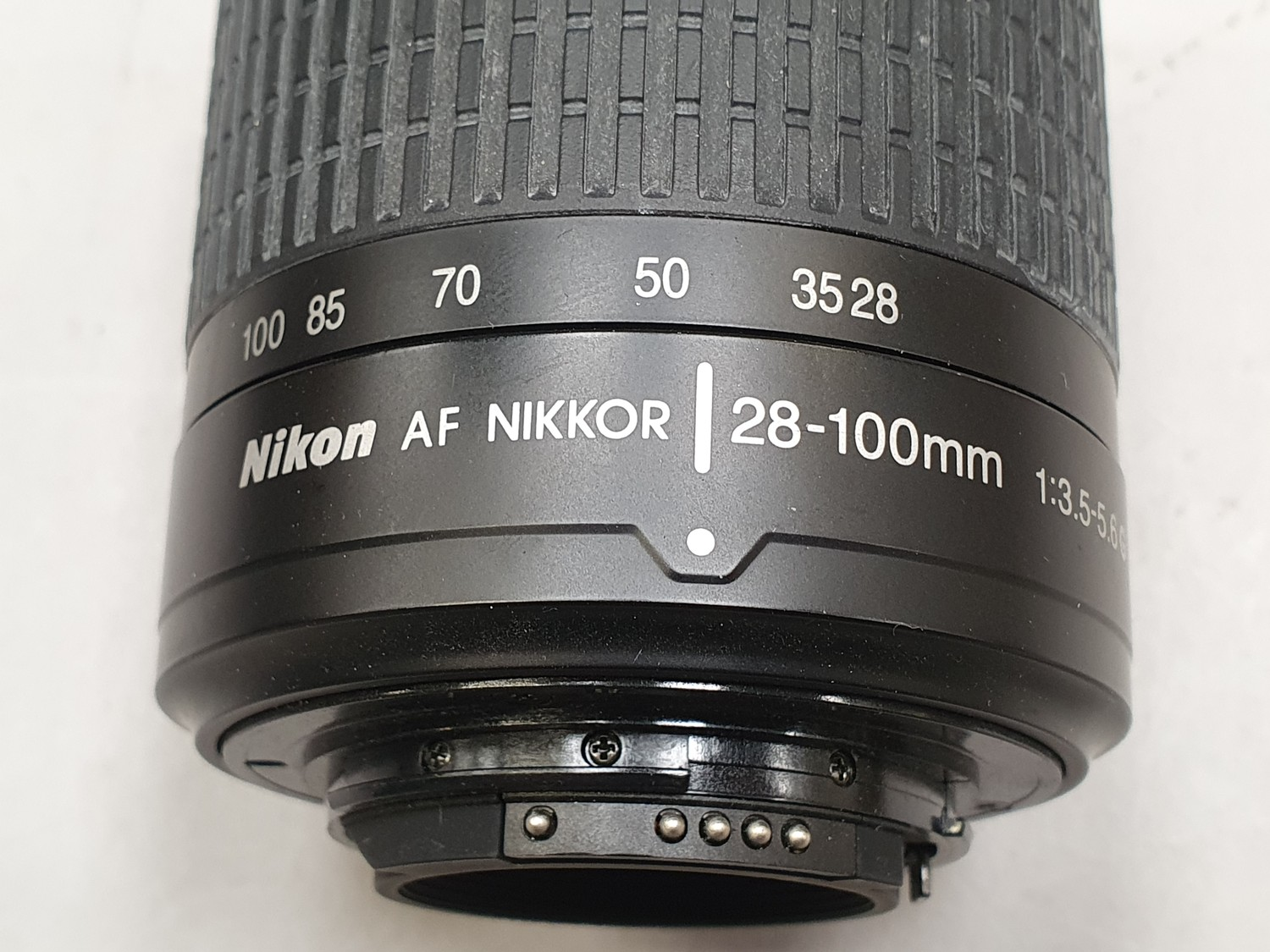 A collection of camera lenses to include Optomax, Nikon etc. - Image 5 of 9