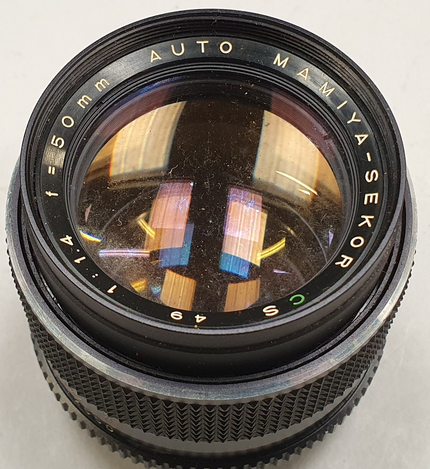 A collection of camera lenses to include Optomax, Nikon etc. - Image 6 of 9