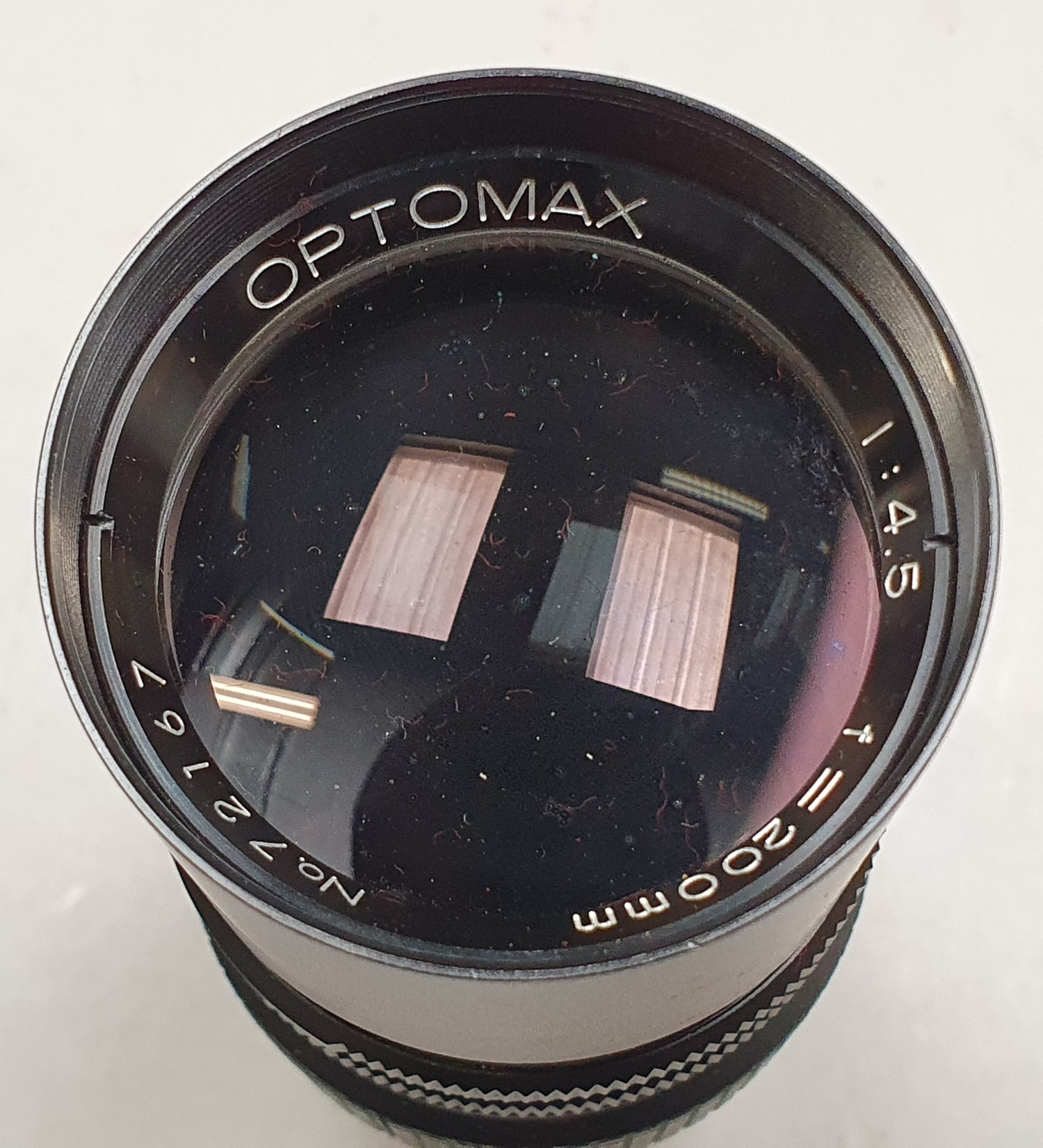 A collection of camera lenses to include Optomax, Nikon etc. - Image 7 of 9