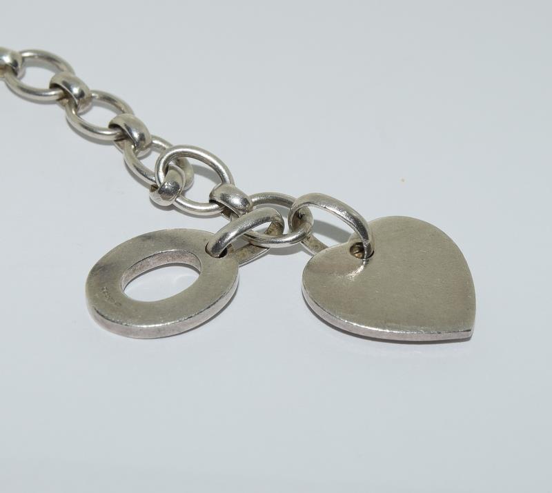 A silver links of London bracelet. - Image 3 of 5