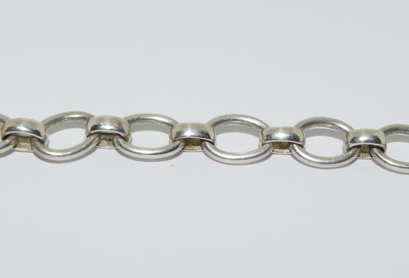 A silver links of London bracelet. - Image 4 of 5