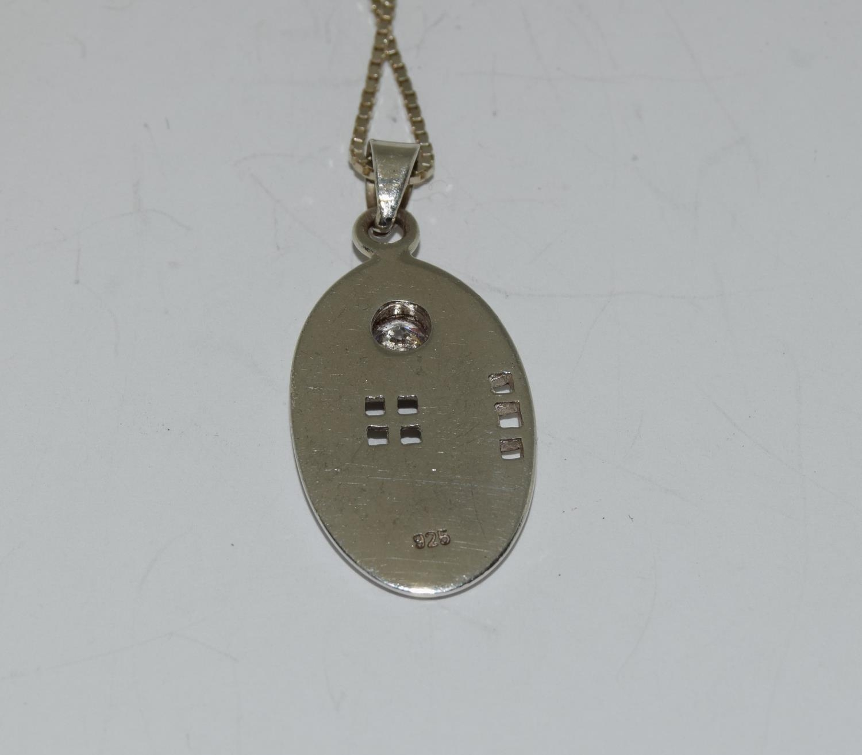 Mackintosh Scottish Arts and Crafts designed pendant. - Image 3 of 3