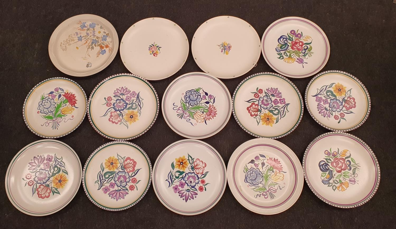Collection of traditional Poole.