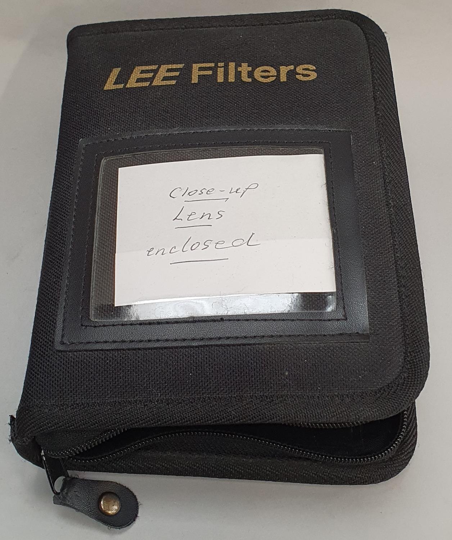 Lee camera filter kit