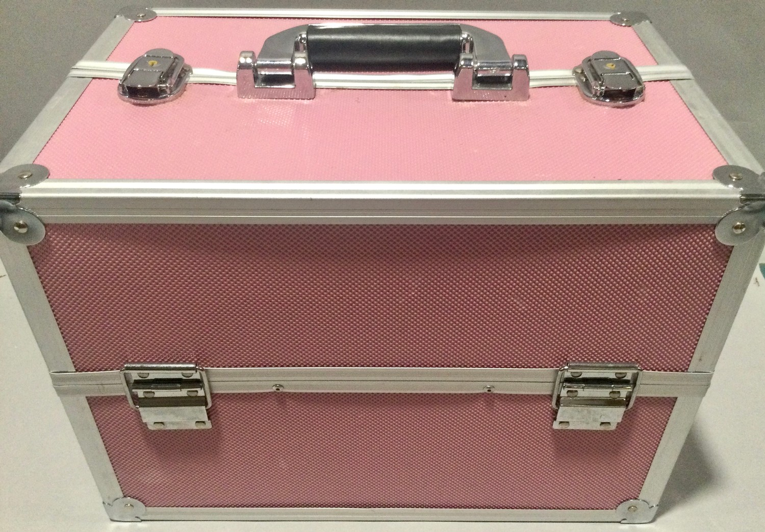 Large carry box with costume jewellery to include silver - Image 3 of 5