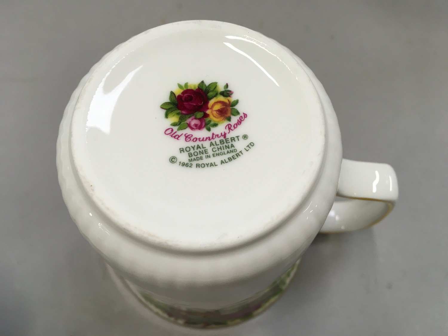 """Royal Albert """"Old Country Roses"""" coffee set to include coffee pot (12) - Image 4 of 4"""