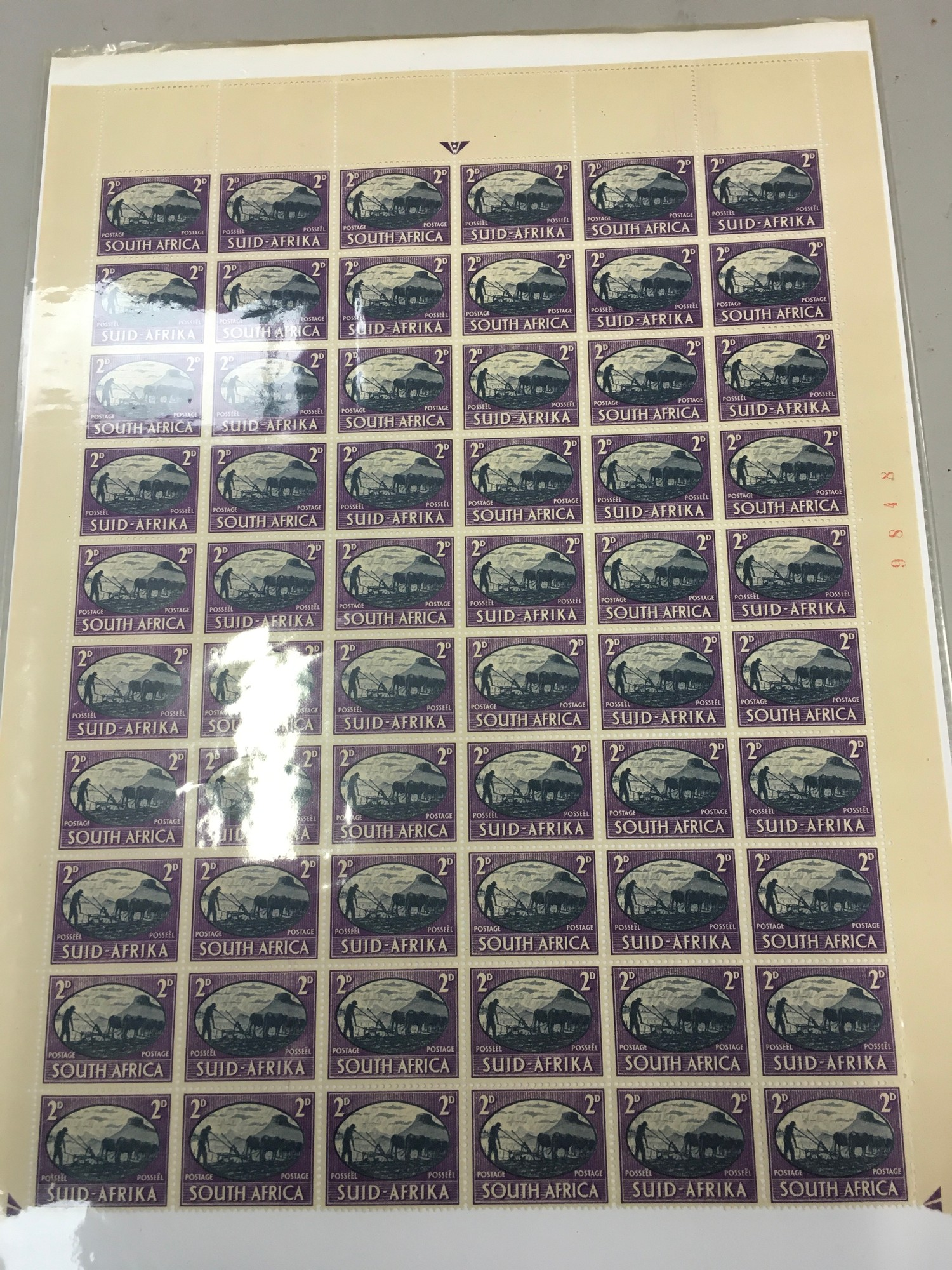 South Africa and states stamps - Image 14 of 14