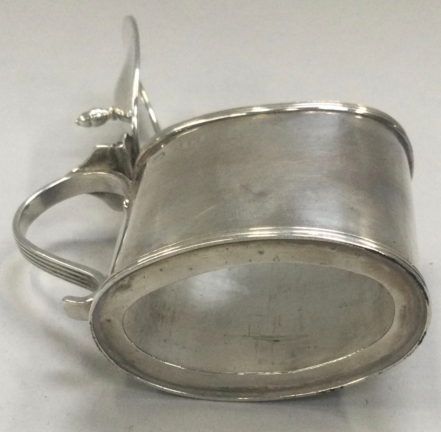 Silver mustard with liner Birmingham - Image 8 of 8