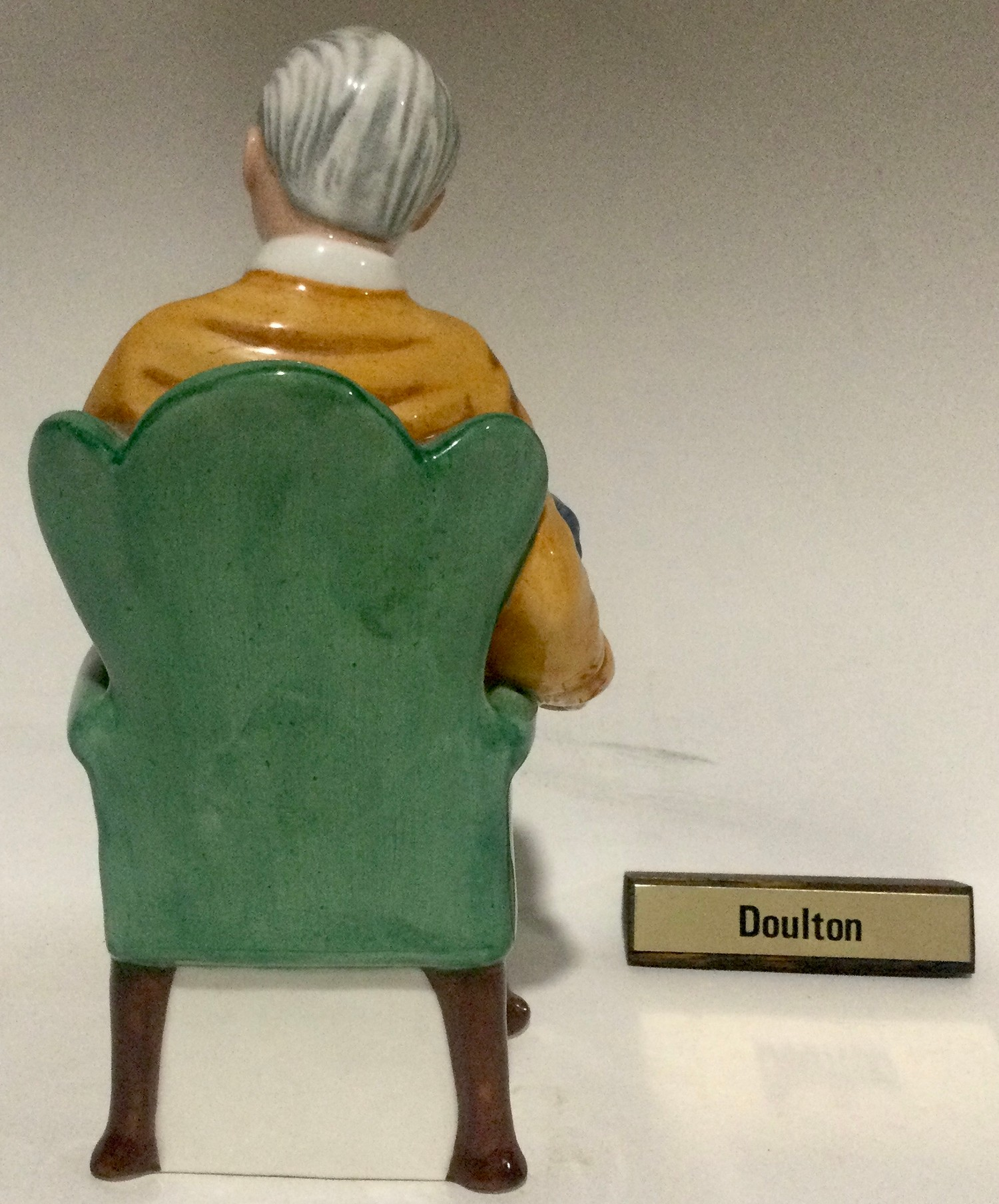 "Royal Doulton figure ""Pride and Joy"" HN2945 - Image 3 of 5"