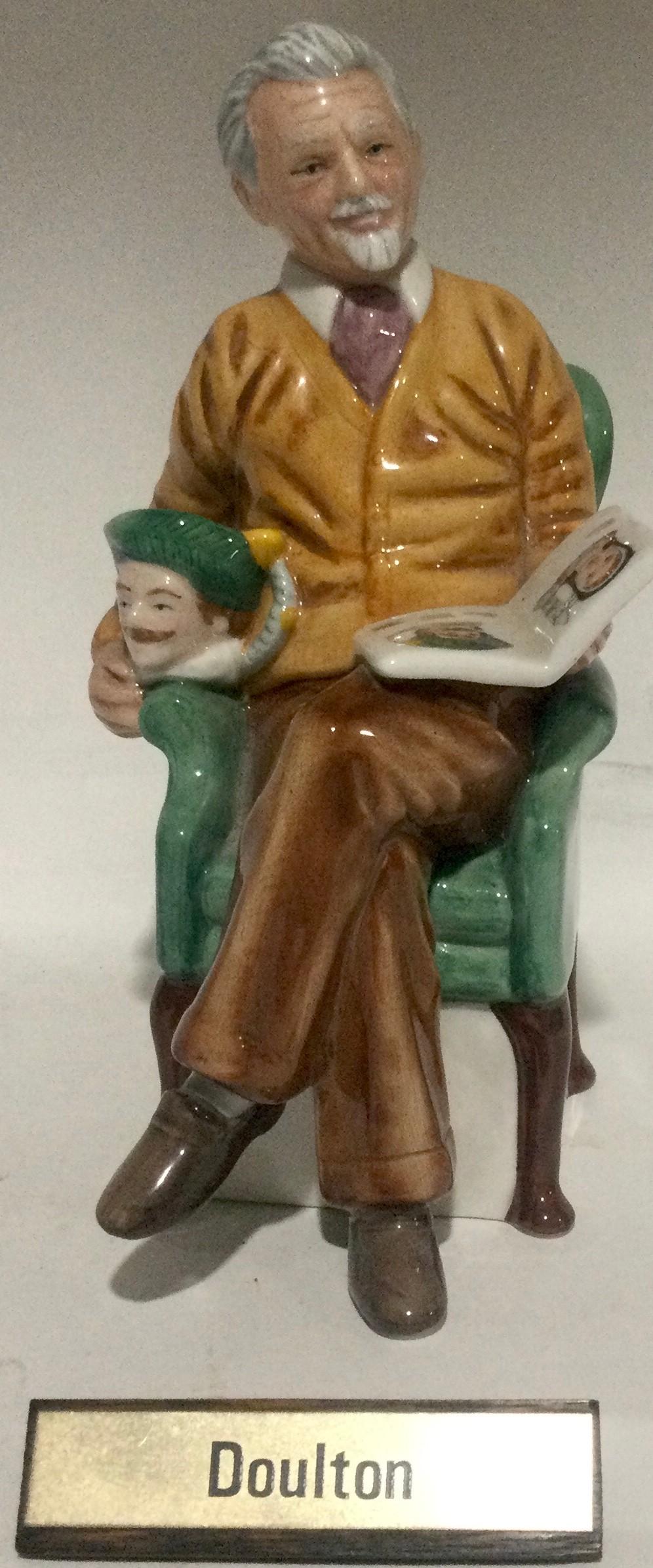"Royal Doulton figure ""Pride and Joy"" HN2945"