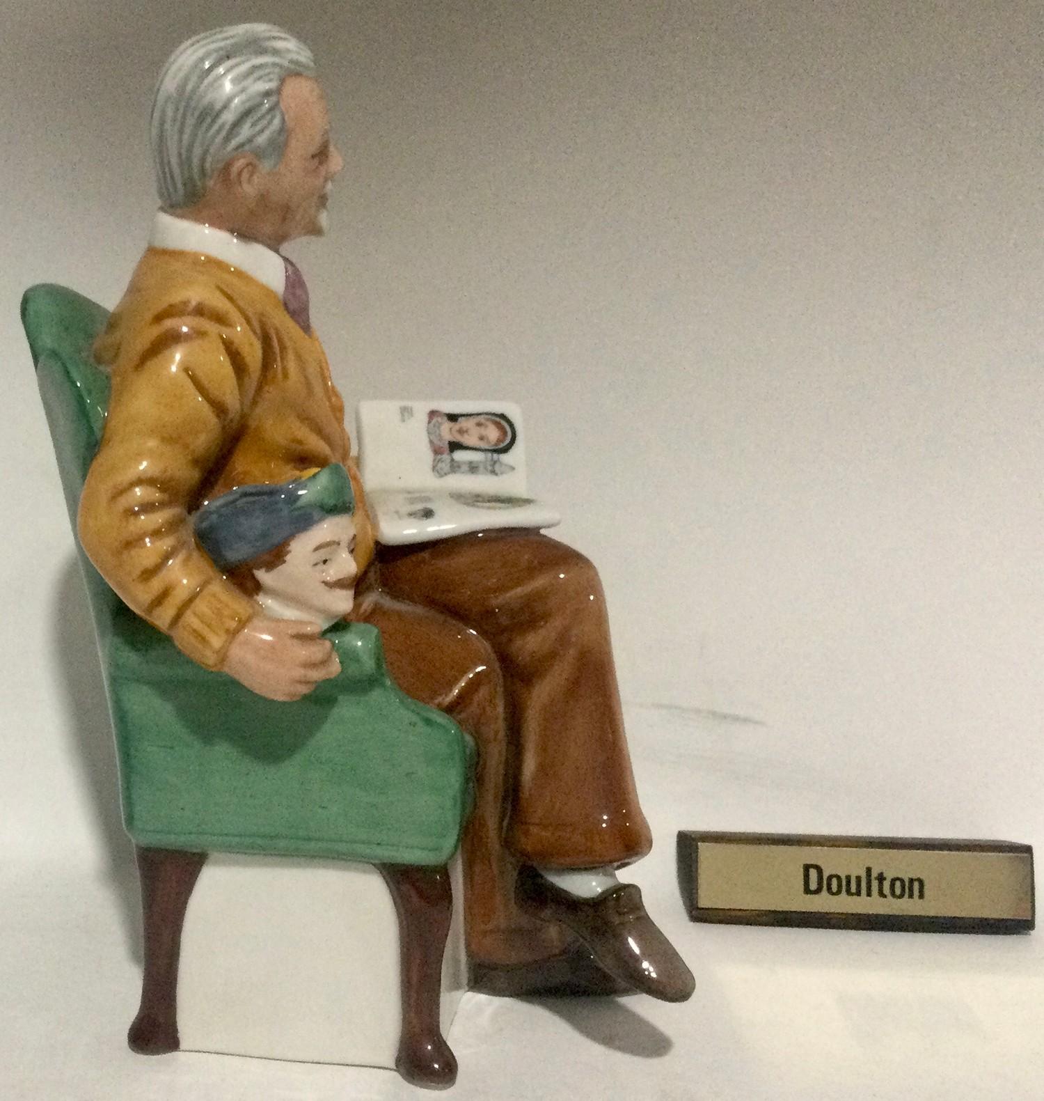 "Royal Doulton figure ""Pride and Joy"" HN2945 - Image 4 of 5"