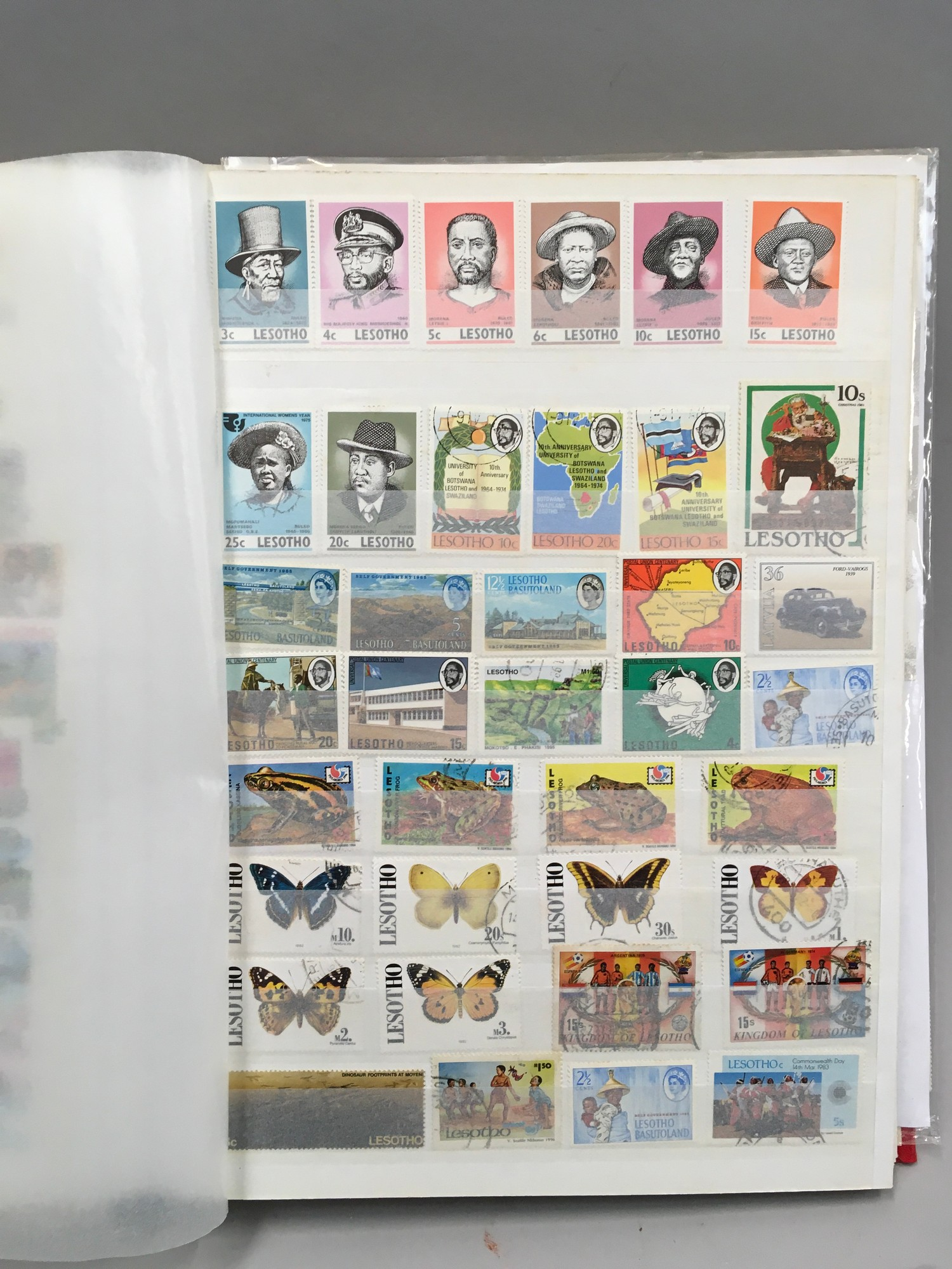 South Africa and states stamps - Image 5 of 14
