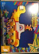 LEGO Ideas The Beatles Yellow Submarine Set 21306 (retired) new and sealed.