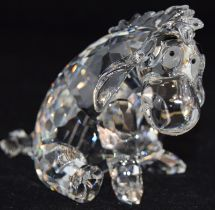 Swarovski Crystal Disney Eeyore from Winnie the Pooh & Friends, code 905770 retired, boxed with