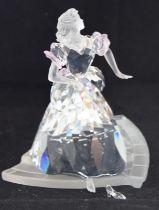 Swarovski Crystal Disney Cinderella, code 255108 retired, boxed with paperwork.