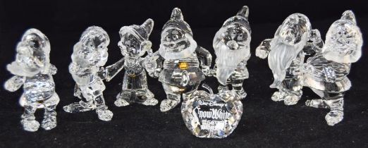 Swarovski Crystal from The Snow White & The Seven Dwarfs collection, code 1016525, 1005598,