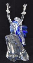 Swarovski Crystal Magic of Dance Isadora 2002, retired, boxed with certificate of authenticity.