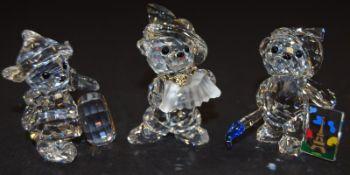 Swarovski Crystal Lovlots Fritz Kris Bear Germany code 884452 together with Kris Bear Francios