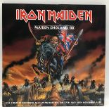 Iron Maiden - Maiden England '88 Live (Double Picture Disc Vinyl Record). Live concert recorded at