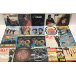 20 VARIOUS EP VINYL RECORDS. Mainly from the 50?s and 60?s and found to be in VG/VG+ conditions.