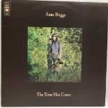ANNE BRIGGS vinyl LP record ?The Time Has Come? UK 1st Press CBS S64612 from 1971. This folk album