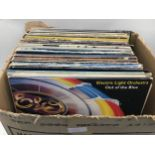 ROCK / POP BOX OF LP RECORDS. A great selection here to include - FGTH - The Smiths - Rush -