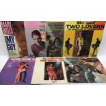 7 VINYL LP SOUL RELATED VINYL ALBUMS. Found in various conditions. To include - Mary Wells - Ike &