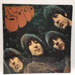 """The Beatles LP """"Rubber Soul"""" Original 1965 1st Press Loud Cut On Parlophone PMC 1267 with matrix"""