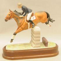 """Ltd edition Royal Worcester figure """"Marion Coates on Stroller"""" by Doris Linder no 426"""