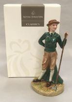 Royal Doulton Classics Womans Land Army Ltd Edition 98/2500 HN4364